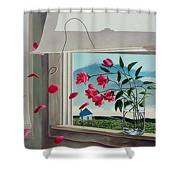 Always With You Shower Curtain