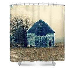 Shower Curtain featuring the photograph Always Work To Do by Julie Hamilton