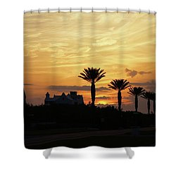 Alys At Sunset Shower Curtain