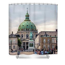 Amalienborg Shower Curtain