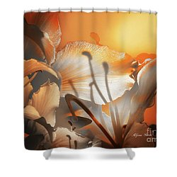 Shower Curtain featuring the photograph Amanecer  by Alfonso Garcia