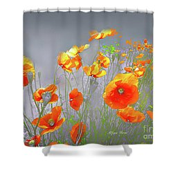 Shower Curtain featuring the photograph Amanecer En Primavera by Alfonso Garcia