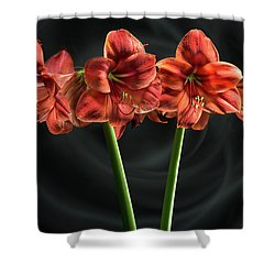 Amarilis Shower Curtain