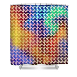Amazeing Abstract Shower Curtain
