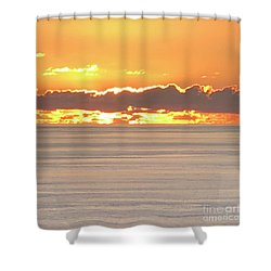 Amazing Sunset Shower Curtain
