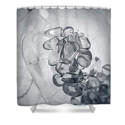Amber #0703 Shower Curtain