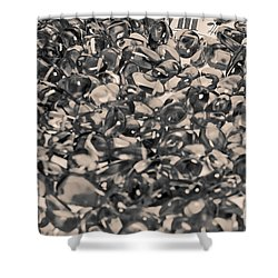 Amber #7944 Shower Curtain