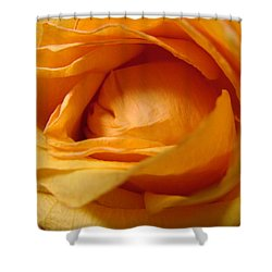 Amber's Rose Shower Curtain