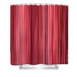 Shower Curtain featuring the digital art Ambient 33 by Bruce Stanfield