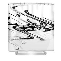 Ambiguity IIi Shower Curtain