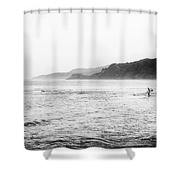 Ambitious Shower Curtain