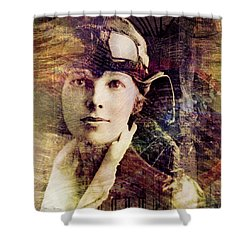 Amelia Shower Curtain