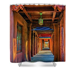 American Institute Of Indian Arts Shower Curtain
