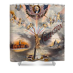 American Shower Curtain