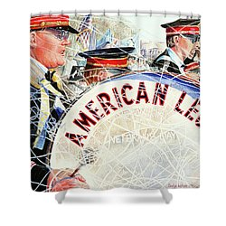 American Legion Shower Curtain