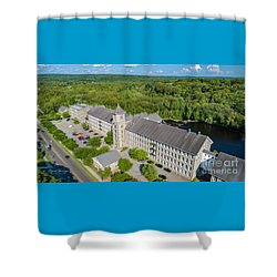 American Thread Mill #2 Shower Curtain