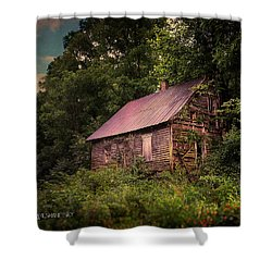 Amish House Shower Curtain