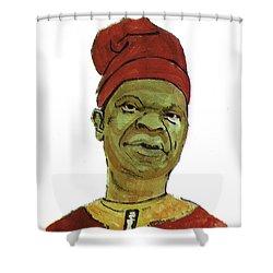 Amos Tutuola Shower Curtain