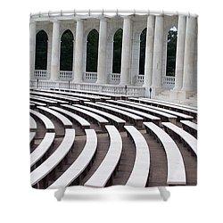 Amphitheatre Shower Curtain