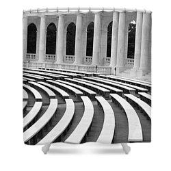 Amphitheatre Washington Shower Curtain