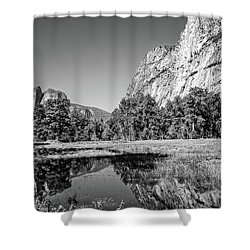 Gamut Shower Curtain by Ryan Weddle