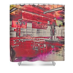 Amusements  Shower Curtain by Susan Stone