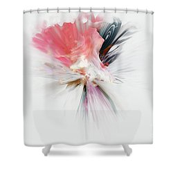 An Aroma Of Grace Shower Curtain by Margie Chapman