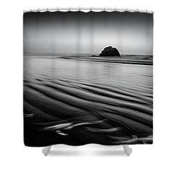 Shower Curtain featuring the photograph An Oregon Morning by Jon Glaser