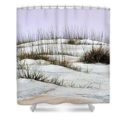 Anastasia Sand Dunes No. 3 Shower Curtain