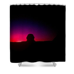 Ancient Evenings Shower Curtain