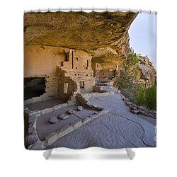 Ancient Kitchen Shower Curtain