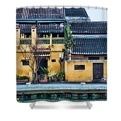 Ancient Town Hoi An Shower Curtain