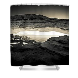 Ancient View Shower Curtain