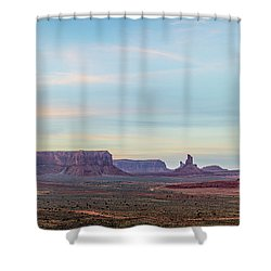 Ancient Voices Shower Curtain