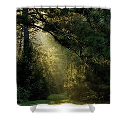And A New Day Will Dawn... Shower Curtain