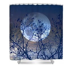 And Now Its Time To Say Goodnight Shower Curtain