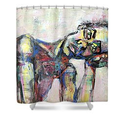 And Then Shower Curtain