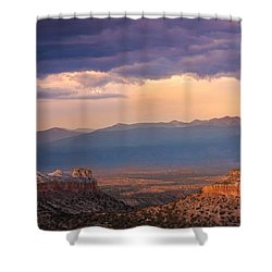 Anderson Overlook Shower Curtain