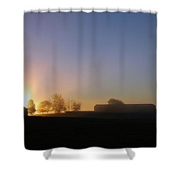 Anderson Sunrise Shower Curtain