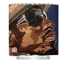 Andre 3000 Shower Curtain