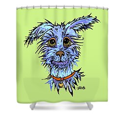 Andre Shower Curtain
