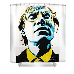 Andy Warhol Part Two. Shower Curtain