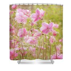 Anemone Dance Shower Curtain