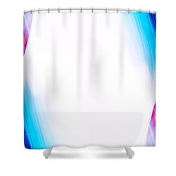 Shower Curtain featuring the photograph Anesthesia Dreams by TC Morgan