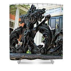 Angel Gate Shower Curtain