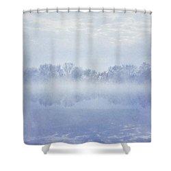Angel Mist Shower Curtain