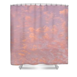 Angel Sky Shower Curtain