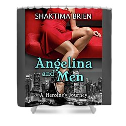 Angelina And Men Shower Curtain