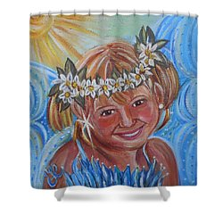 Angelina Faery Shower Curtain