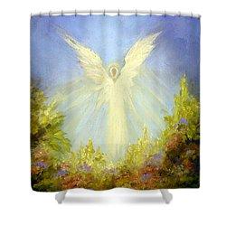 Angel's Garden Shower Curtain